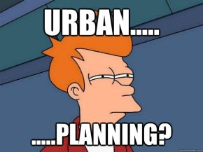 Urban Planning MemeChallenge